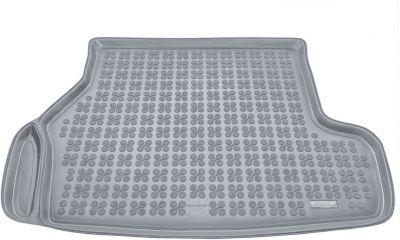 REZAW-PLAST popielaty gumowy dywanik mata do bagażnika BMW s3 E46 Kombi od 1999-2007r. 232102S/Z
