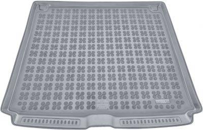 REZAW-PLAST popielaty gumowy dywanik mata do bagażnika BMW s5 E39 Kombi od 1997-2004r. 232104S/Z