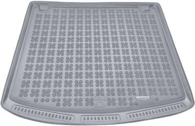 REZAW-PLAST popielaty gumowy dywanik mata do bagażnika BMW s5 E61 Kombi od 05/2004-2010r. 232106S/Z