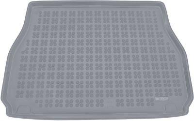 REZAW-PLAST popielaty gumowy dywanik mata do bagażnika BMW X5 E53 od 2003-2007r. 232110S/Z