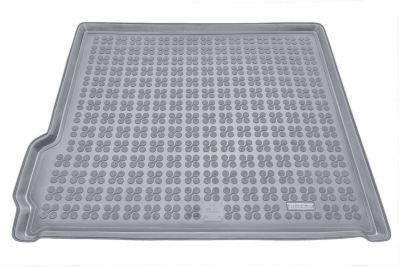 REZAW-PLAST popielaty gumowy dywanik mata do bagażnika BMW X5 E70 od 2007-2013r. 232112S/Z