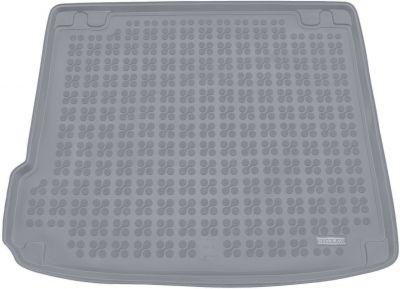 REZAW-PLAST popielaty gumowy dywanik mata do bagażnika BMW X6 E71 od 2008-2014r. 232113S/Z