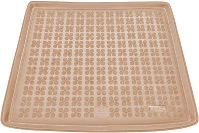 REZAW-PLAST beżowy gumowy dywanik mata do bagażnika BMW X1 E84 od 2009-2015r. 232115B/Z