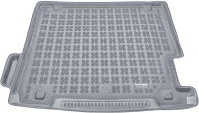 REZAW-PLAST popielaty gumowy dywanik mata do bagażnika BMW X3 F25 od 2010-2017r. 232118S/Z