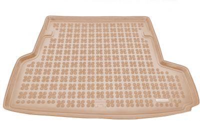 REZAW-PLAST beżowy gumowy dywanik mata do bagażnika BMW s3 F31 Kombi od 2012r. 232120B/Z
