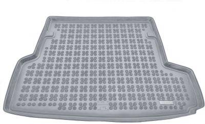 REZAW-PLAST popielaty gumowy dywanik mata do bagażnika BMW s3 F31 Kombi od 2012r. 232120S/Z