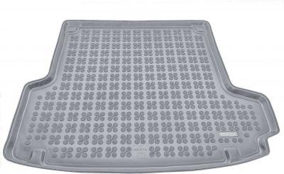 REZAW-PLAST popielaty gumowy dywanik mata do bagażnika BMW s3 F34 GT od 2013r. 232124S/Z