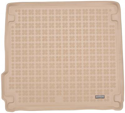 REZAW-PLAST beżowy gumowy dywanik mata do bagażnika BMW X5 F15 od 2013r. 232125B