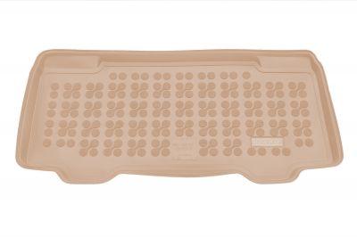 REZAW-PLAST beżowy gumowy dywanik mata do bagażnika BMW Mini One Cooper od 2013r. 232127B/Z
