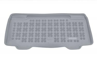 REZAW-PLAST popielaty gumowy dywanik mata do bagażnika Mini One Cooper (dolna podłoga bagażnika) od 2013r. 232127S/Z
