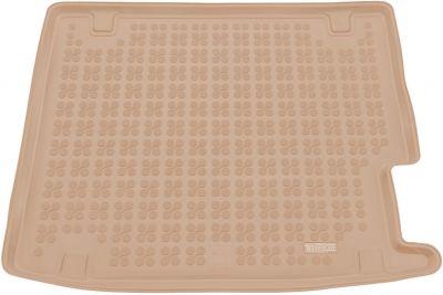 REZAW-PLAST beżowy gumowy dywanik mata do bagażnika BMW X4 F26 od 2014r. 232128B/Z
