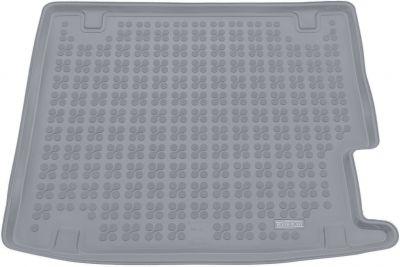 REZAW-PLAST popielaty gumowy dywanik mata do bagażnika BMW X4 F26 od 2014r. 232128S/Z