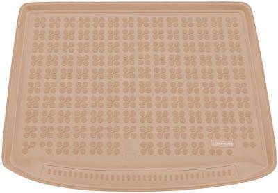 REZAW-PLAST beżowy gumowy dywanik mata do bagażnika BMW s2 Active Tourer od 2014r. 232129B/Z