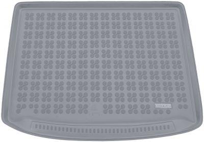 REZAW-PLAST popielaty gumowy dywanik mata do bagażnika BMW s2 Active Tourer od 2014r. 232129S/Z