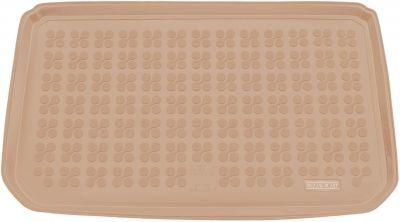 REZAW-PLAST beżowy gumowy dywanik mata do bagażnika Mini Cooper S 5D od 2014r. 232130B/Z