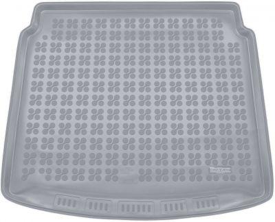 REZAW-PLAST popielaty gumowy dywanik mata do bagażnika BMW s2 Grand Tourer 7os od 2015r. 232133S/Z