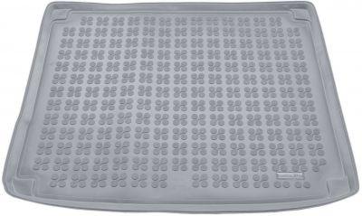 REZAW-PLAST popielaty gumowy dywanik mata do bagażnika BMW X6 F16 od 2015r. 232135S/Z