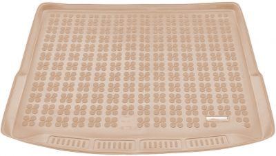 REZAW-PLAST beżowy gumowy dywanik mata do bagażnika BMW X1 F48 od 2015r. 232136B/Z