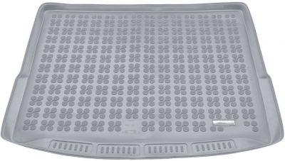REZAW-PLAST popielaty gumowy dywanik mata do bagażnika BMW X1 F48 od 2015r. 232136S/Z