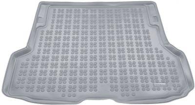 REZAW-PLAST popielaty gumowy dywanik mata do bagażnika BMW s4 F36 Grand Coupe od 2013r. 232137S/Z