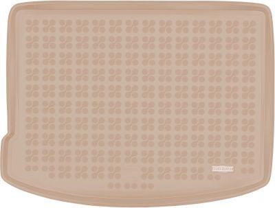 REZAW-PLAST beżowy gumowy dywanik mata do bagażnika Mini Countryman II od 2017r. 232141B/Z