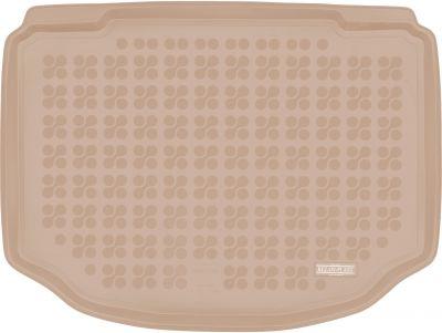REZAW-PLAST beżowy gumowy dywanik mata do bagażnika Mini Countryman II od 2017r. 232142B/Z