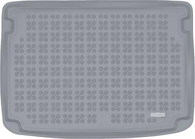 REZAW-PLAST popielaty gumowy dywanik mata do bagażnika Mini Clubman (górna podłoga bagażnika) od 2017r. 232143S/Z