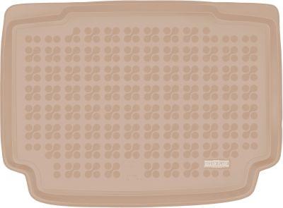 REZAW-PLAST beżowy gumowy dywanik mata do bagażnika Mini Clubman od 2017r. 232144B/Z