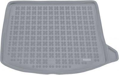 REZAW-PLAST popielaty gumowy dywanik mata do bagażnika Mazda 3 Hatchback od 2003-2009r. 232214S/Z