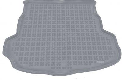 REZAW-PLAST popielaty gumowy dywanik mata do bagażnika Mazda 6 Hatchback od 2008-2012r. 232219S/Z