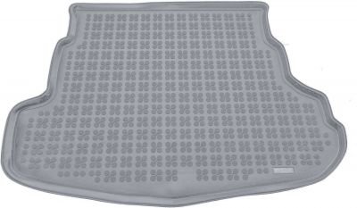 REZAW-PLAST popielaty gumowy dywanik mata do bagażnika Mazda 6 Sedan od 2008-2012r. 232221S/Z