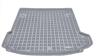 REZAW-PLAST popielaty gumowy dywanik mata do bagażnika Mazda CX-9 7os. od 2007-2015r. 232224S/Z