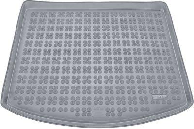 REZAW-PLAST popielaty gumowy dywanik mata do bagażnika Mazda CX-5 I od 2012-2017r. 232225S/Z