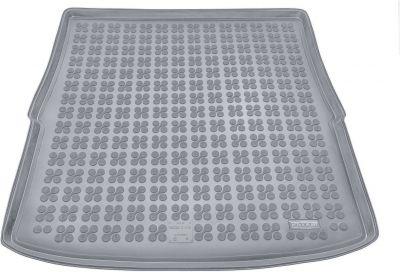 REZAW-PLAST popielaty gumowy dywanik mata do bagażnika Mazda 6 Kombi od 2012r. 232227S/Z