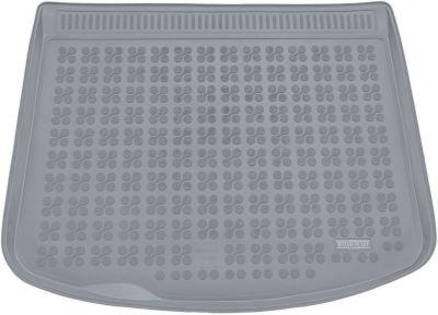 REZAW-PLAST popielaty gumowy dywanik mata do bagażnika Mazda 3 Hatchback od 2003-2013r. 232230S/Z