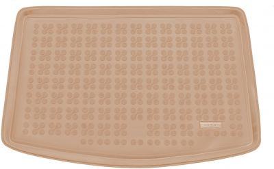 REZAW-PLAST beżowy gumowy dywanik mata do bagażnika Mazda CX-3 od 2015-2018r. 232232B/Z