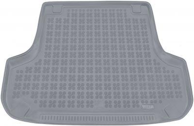 REZAW-PLAST popielaty gumowy dywanik mata do bagażnika Mitsubishi Pajero Sport od 2002-2008r. 232304S/Z
