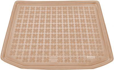 REZAW-PLAST beżowy gumowy dywanik mata do bagażnika Citroen C4 Aircross od 2012r. 232316B/Z