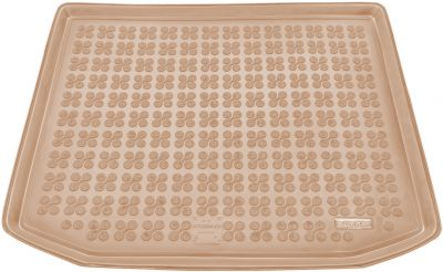 REZAW-PLAST beżowy gumowy dywanik mata do bagażnika Mitsubishi ASX od 2010r. 232316B/Z