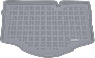 REZAW-PLAST popielaty gumowy dywanik mata do bagażnika Mitsubishi Space Star od 2014-2018r. 232318S/Z