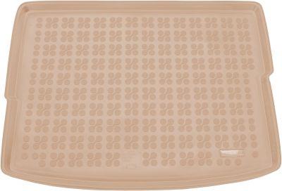 REZAW-PLAST beżowy gumowy dywanik mata do bagażnika Mitsubishi Eclipse Cross od 2017r. 232320B/Z