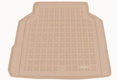 REZAW-PLAST beżowy gumowy dywanik mata do bagażnika Alfa Romeo Giulia od 2016r. 232405B/Z