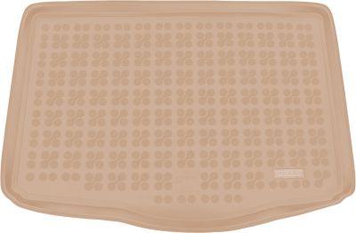 REZAW-PLAST beżowy gumowy dywanik mata do bagażnika Alfa Romeo Mito od 2008r. 232408B/Z