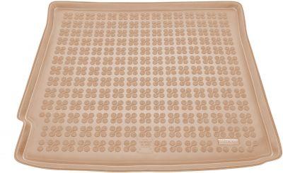 REZAW-PLAST beżowy gumowy dywanik mata do bagażnika Chevrolet Orlando od 2011r. 232716B/Z