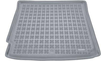 REZAW-PLAST popielaty gumowy dywanik mata do bagażnika Chevrolet Orlando od 2011r. 232716S/Z