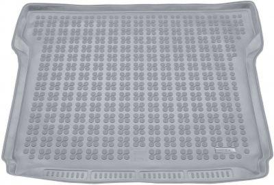 REZAW-PLAST popielaty gumowy dywanik mata do bagażnika SsangYong Rexton W 7os. od 2012r. 232808S/Z