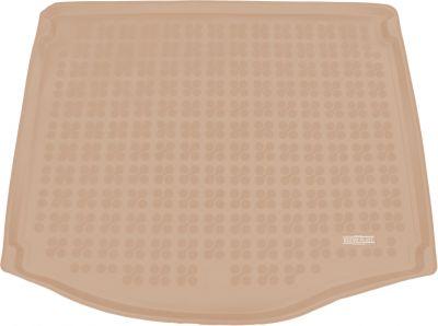 REZAW-PLAST beżowy gumowy dywanik mata do bagażnika SsangYong XLV (górna podłoga bagażnika) od 2015r. 232811B/Z