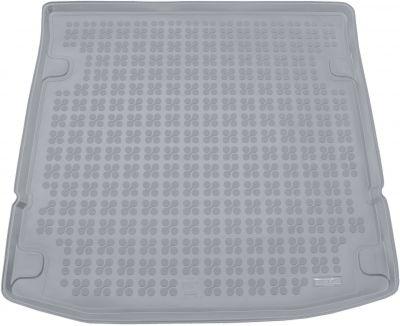 REZAW-PLAST popielaty gumowy dywanik mata do bagażnika SsangYong Rexton II Y400 5os. od 2017r. 232812S/Z