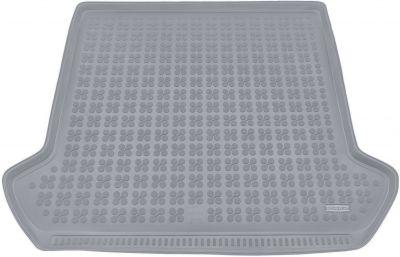 REZAW-PLAST popielaty gumowy dywanik mata do bagażnika Volvo XC90 od 2002-2014r. 232908S/Z