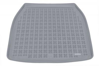 REZAW-PLAST popielaty gumowy dywanik mata do bagażnika Volvo S80 Sedan od 2006-2016r. 232911S/Z